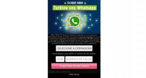 WhatsApp: o malware leva os usuários a se inscreverem em serviços de SMS pagos (Foto: Reprodução/ESET)
